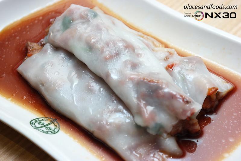 tim ho wan chee cheong fun pork liver