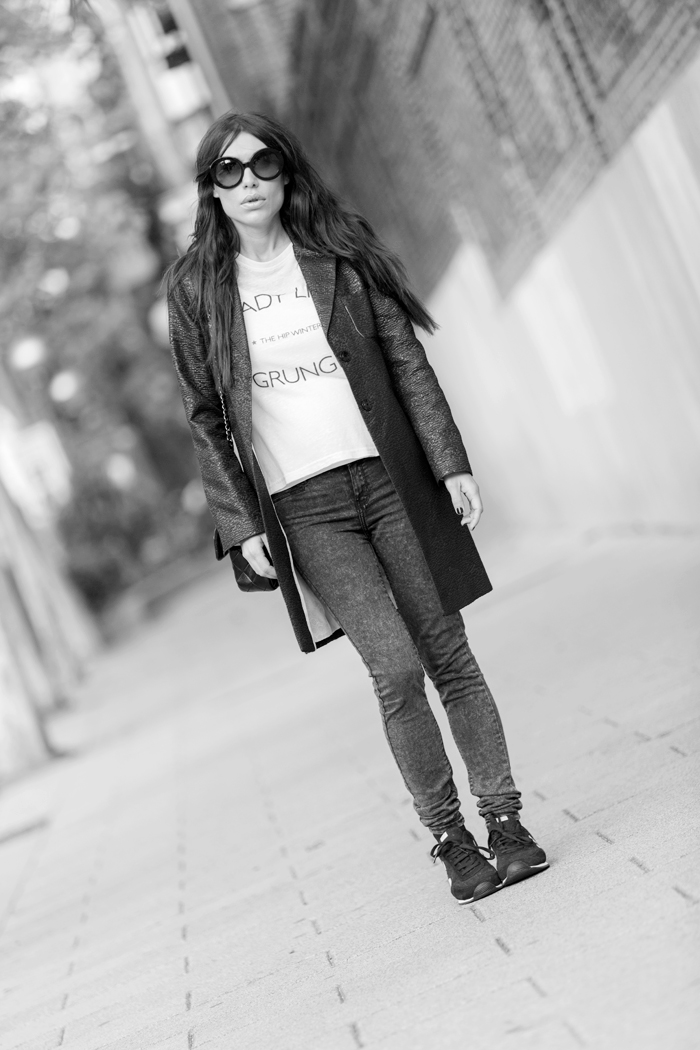 street style barbara crespo tie dye sneakers the corner shop fashion blogger outfit blog de moda