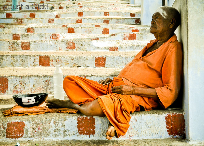 The-Indian-Monk