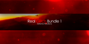 Real Glitch Bundle 1 (Extreme Transitions)