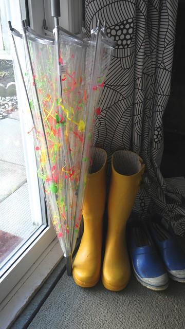 Neon Umbrella 17
