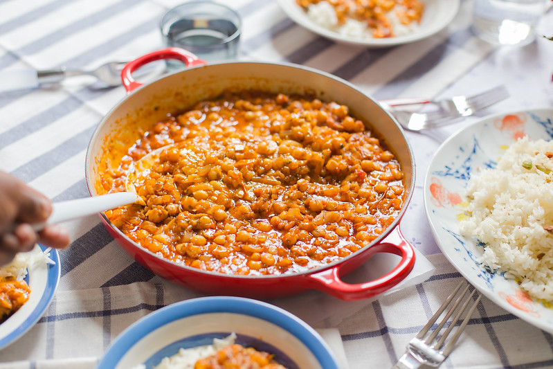 Hearty Chickpea Stew