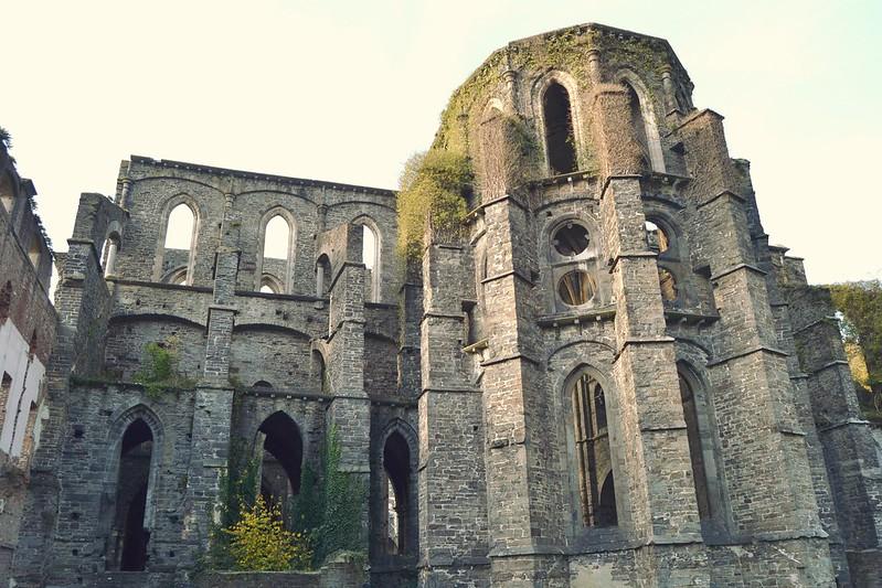 Abbaye de Villers 11