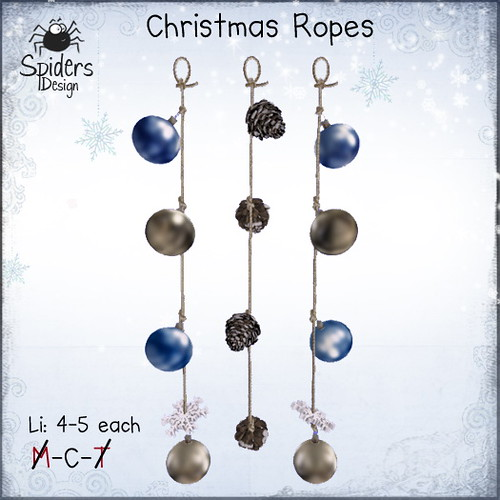 Christmas Ropes