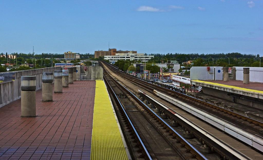 Miami metro