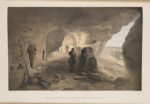 caves soldiers fortifications troops forts cavedwellings inkerman crimeanwar cavechurches rockcutarchitecture