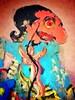 One nasty dude - #Snapseed #PaintedCam