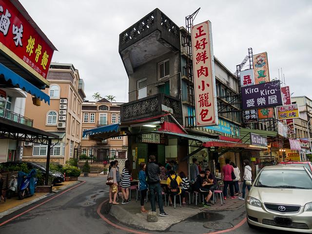[宜蘭 宜蘭市]–人氣長籠,改名一樣夯–正好(原正常)鮮肉小籠包