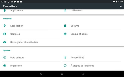 Android 5.0 rapide