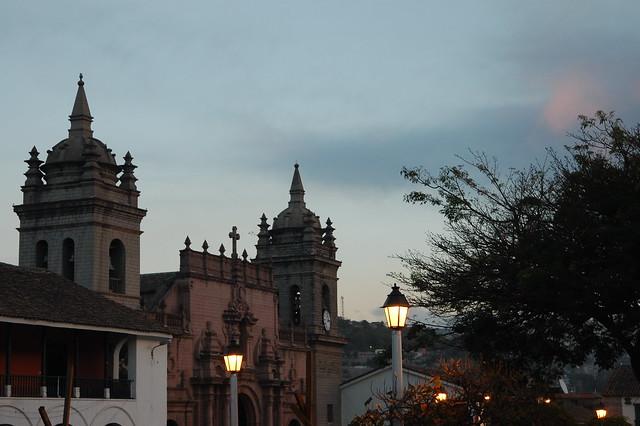 Cathedral, Huamanga, Ayacucho, Peru