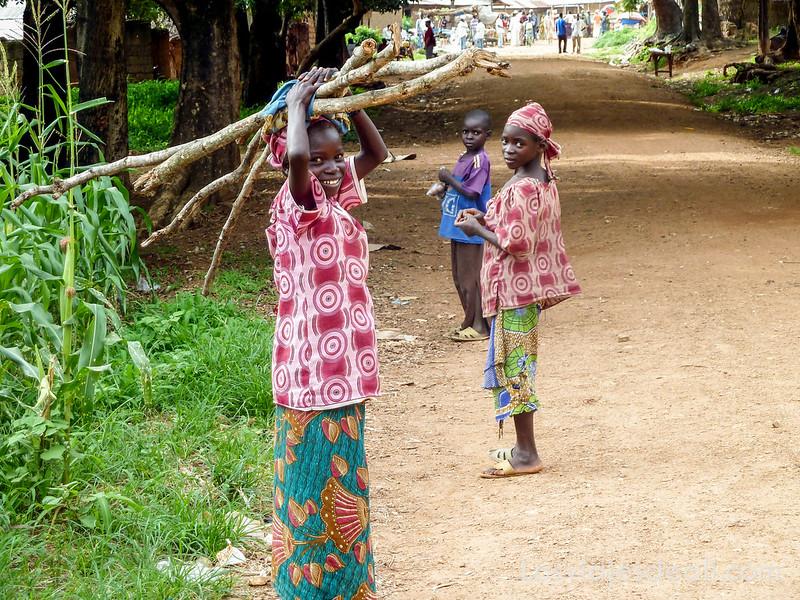 Carreteras de Camerún