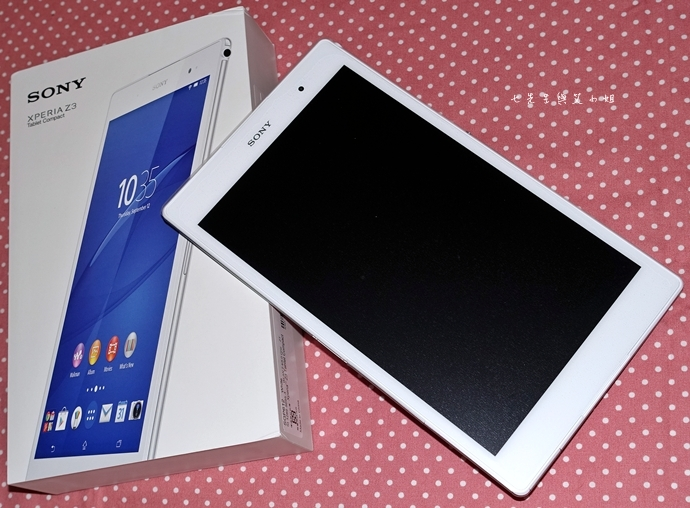 3 Sony Xperia Z3 Tablet Compact