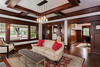 Living room - Craftsman house