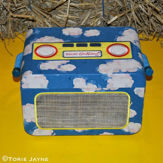 Cath Kidston sewing box
