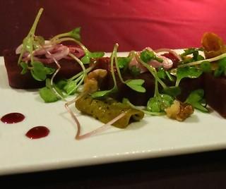 Salad củ cải đường