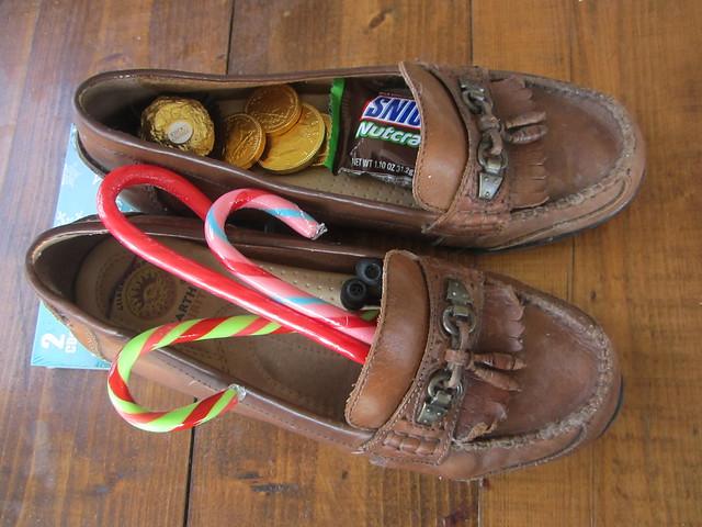 Saint Nicholas Shoes