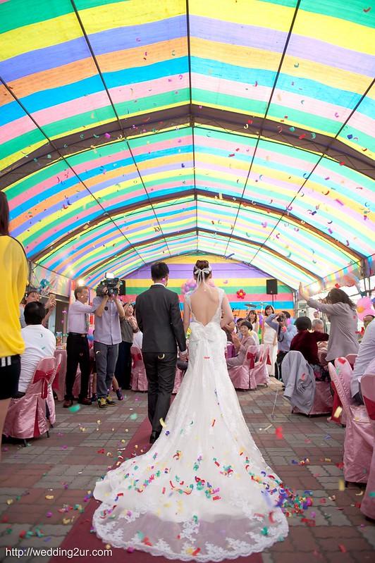 [婚禮攝影] @雲林自宅流水席_097家昇佩如