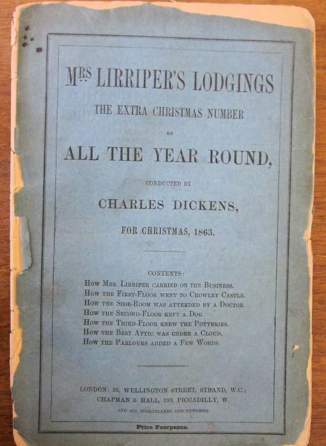 mrs lirriper 1863