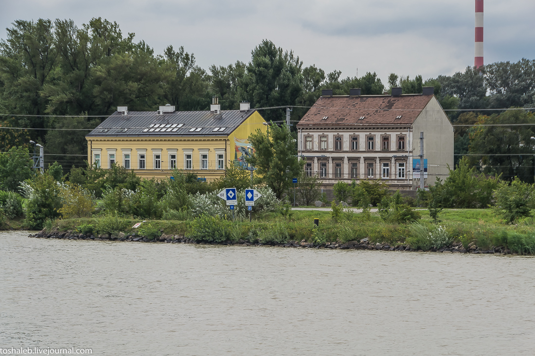 Венский Дунай-45