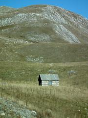 Rifugio sul monte Mattone