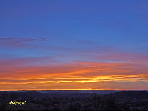 paisaje amanecer puestadesol