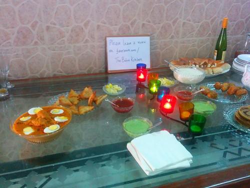 At The Bohri Kitchen
