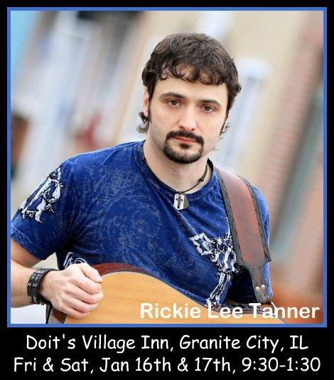 Rickie Lee Tanner 1-16, 1-17-15