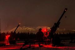 Alaska Night Fire Mission