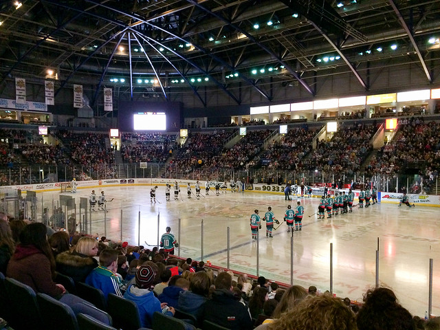 Belfast Giants vs Nottingham Panthers