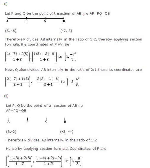 RD-Sharma-class 10-Solutions-Chapter-14-Coordinate Gometry-Ex-14.3-Q2