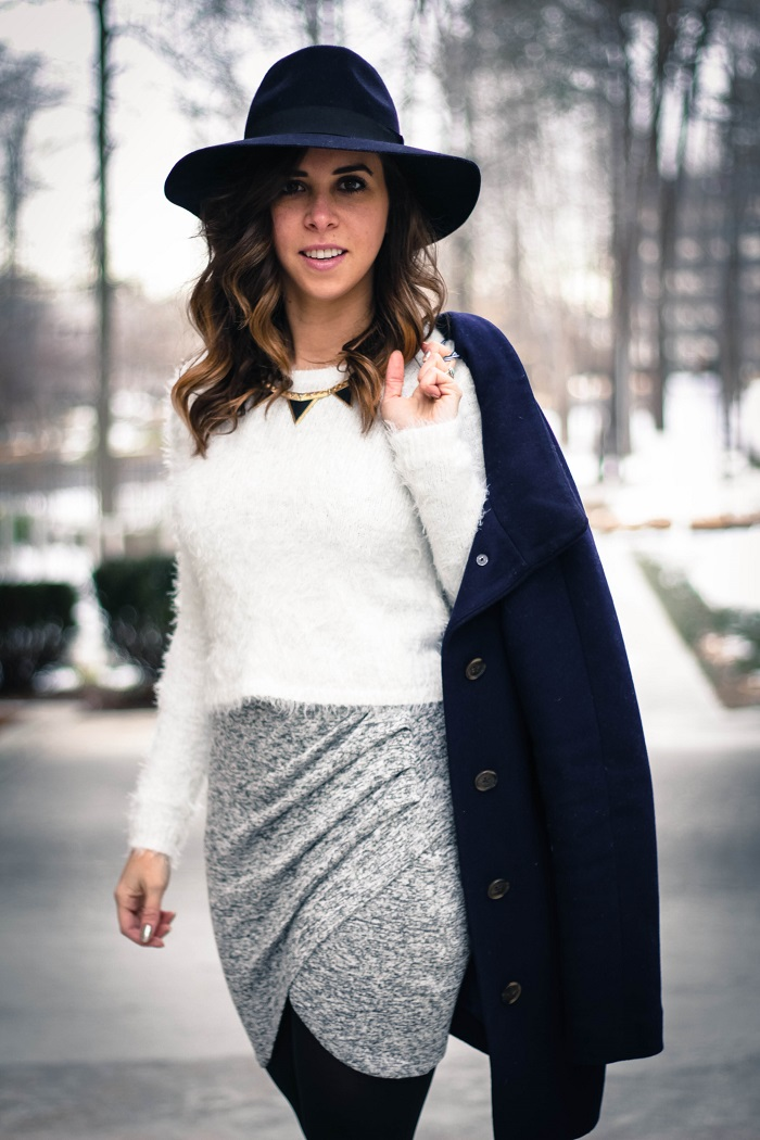 va darling. blogger. fashion blogger. dc blogger. jcrew wool jacket. the mint julep boutique. felt hat. winter outfit. andrea viza 2