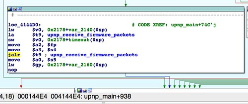 call to upnp_receive_firmware_packets()