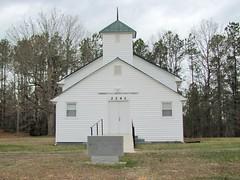 Roanoke Baptist Church, Charlotte County Va