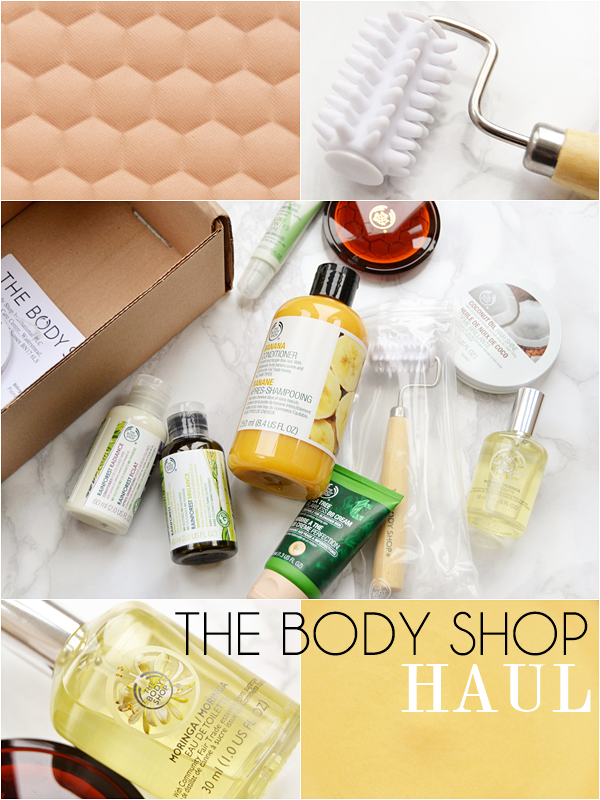 The-Body-Shop-UK-Haul