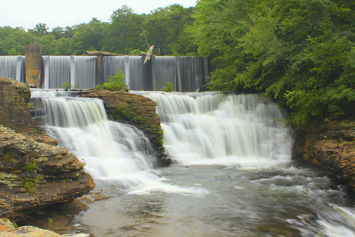 waterfall al dam alabama desotostatepark lookoutmountain mentone desotofalls dekalbcounty bmok aamillerdam upperdesotofalls bmok2