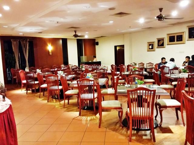 Pulai Springs Resort 04 - Gleneagles Terrace Restaurant