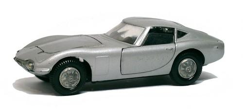Kirk Toyota 2000 GT-001