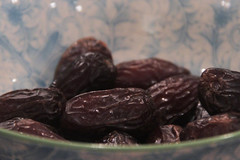 cocoa bean(0.0), plant(0.0), fruit(0.0), snack food(0.0), date palm(1.0), produce(1.0), food(1.0),