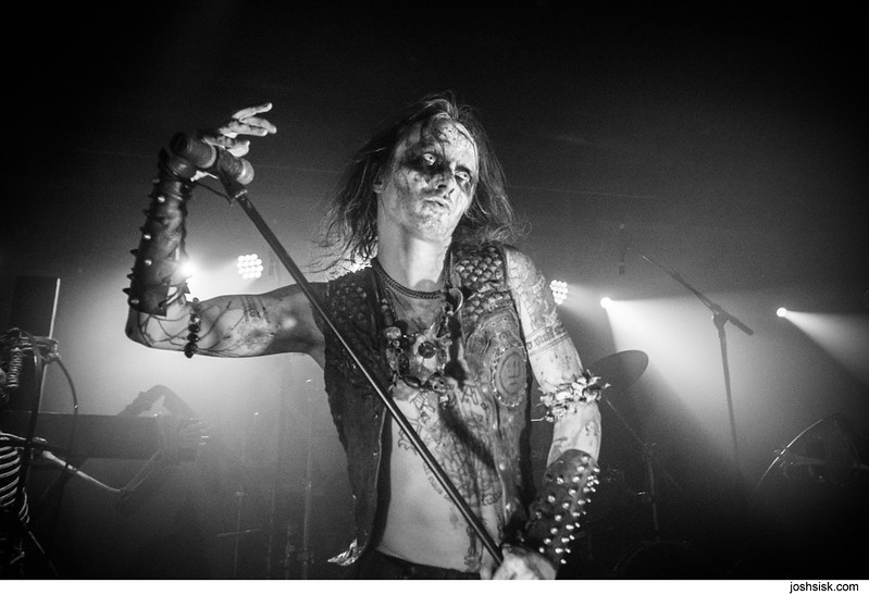 WATAIN @ Sound Stage - 2015/01/09