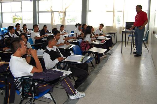 Se fortalecen actividades académicas en escuelas del sistema municipal