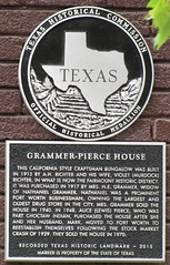 Photo of Black plaque number 41318