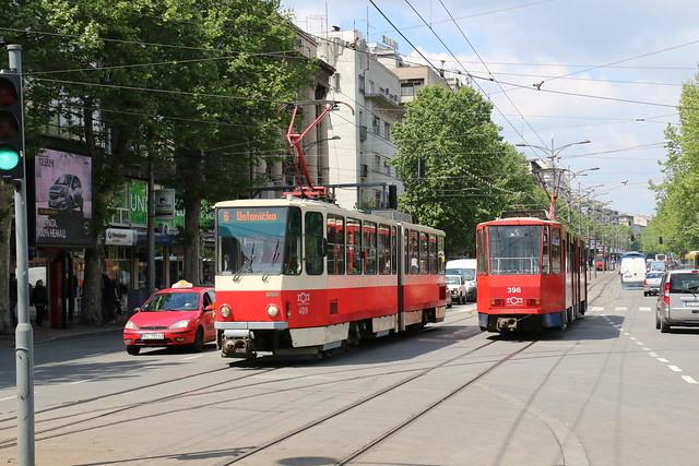 2016-04-26, Beograd, Vukov Spomenik