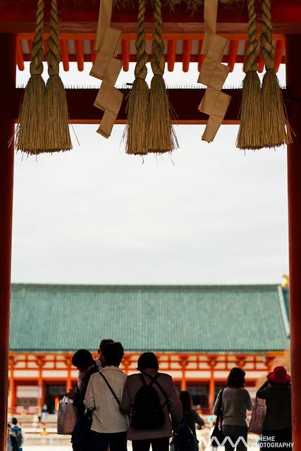 參拜 Pray / Kyoto, Japan