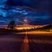 after sunset by GalinaS