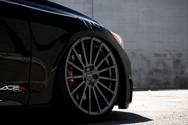 Ace Alloy x Genesis 1 Auto Concepts