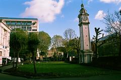 Queen Mary College Clocktower