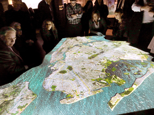 Interactive Map Of New York Showing Flooding During Hurricane Sandy Nature S Fury The Science Of Natural Disasters At The American Museum Of Natural