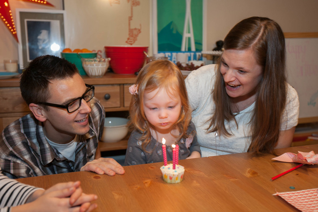 Avery's 3rd Birthday Party (11/22/14)