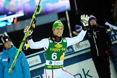 Slalom mužů v Levi: to byla bitva!