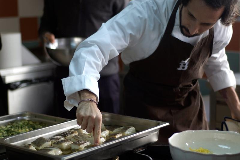 Fábrica Riberalves, chef José Avillez
